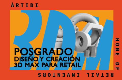 Curso Diseño y Creación en 3D MAX Para Retail