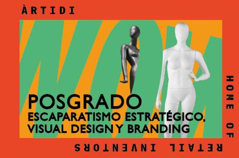 Curso Escaparatismo Estratégico, Visual Design y Branding
