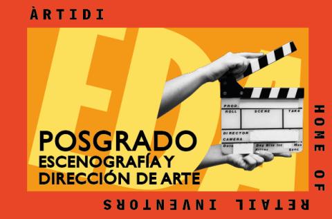 Curso Escenografía y Dirección de Arte Audiovisual