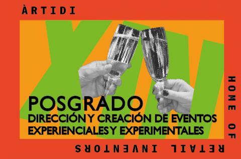 Curso Dirección y Creación de Eventos Experienciales y Experimentales (En 9 fines de semana)