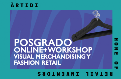 Curso Visual Merchandising y Fashion Retail + Workshop