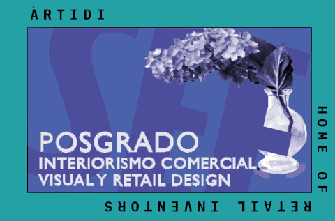Curso Interiorismo Comercial, Visual y Retail Design
