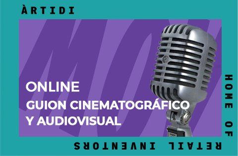 Curso Guion Cinematográfico y Audiovisual