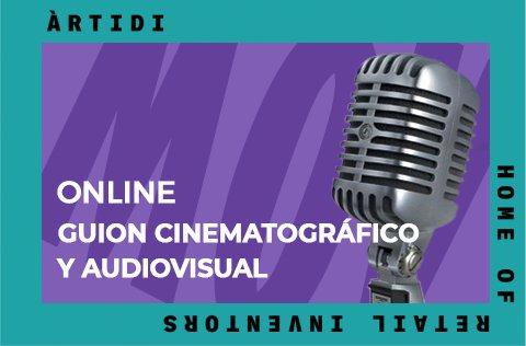 Curso Guion Cinematográfico y Audiovisual