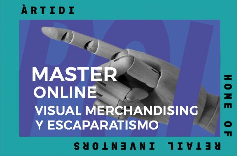 Curso Visual Merchandising y Escaparatismo
