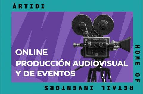 Curso Producción Audiovisual y de Eventos