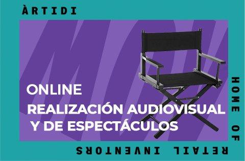 Curso Realización Audiovisual y de Espectáculos